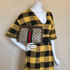 Gucci Vintage Small Clutch Bag